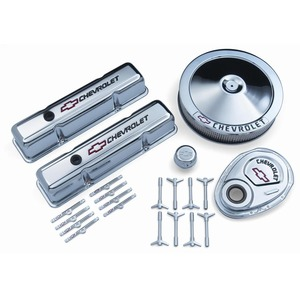 GM Performance Chrome Dress-up Kit w/Bowtie