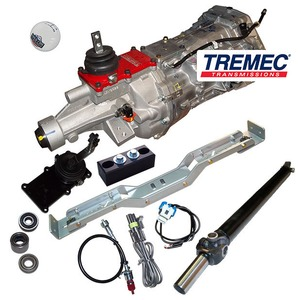 Tremec TKX 5 Speed Manual Transmission Package
