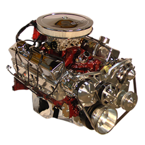 Crate Engines, Chevy Performance engines, 350, 383, 427, big block, stroker, 502, 540, 632