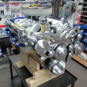 Oldsmobile Performance Engines