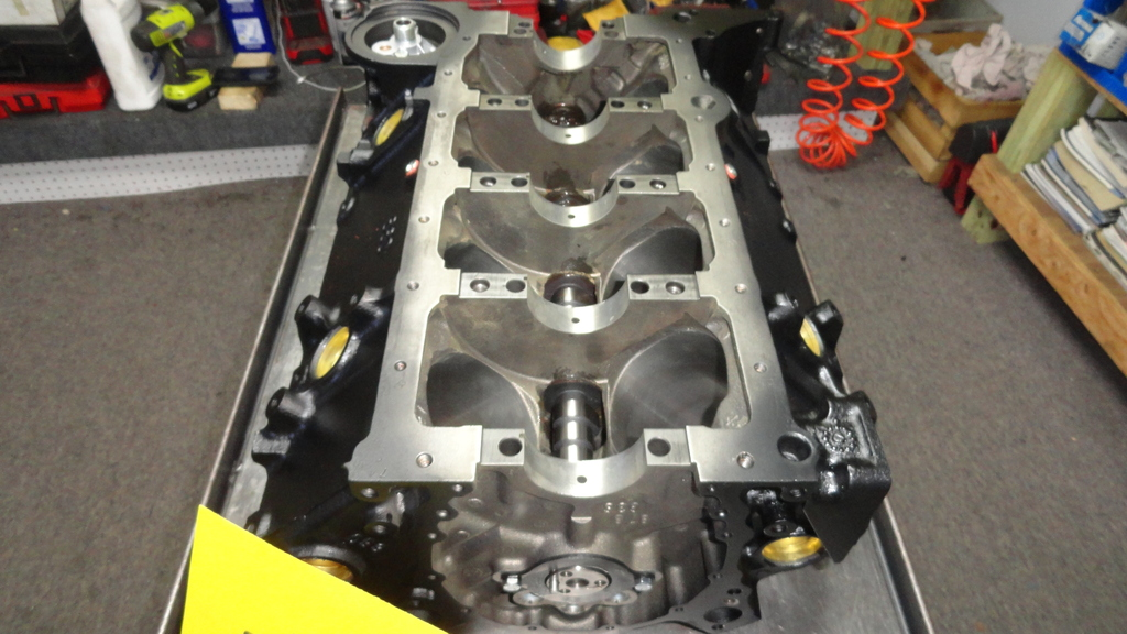 350 Chevy Turn-Key Crate Engine With 400 HP