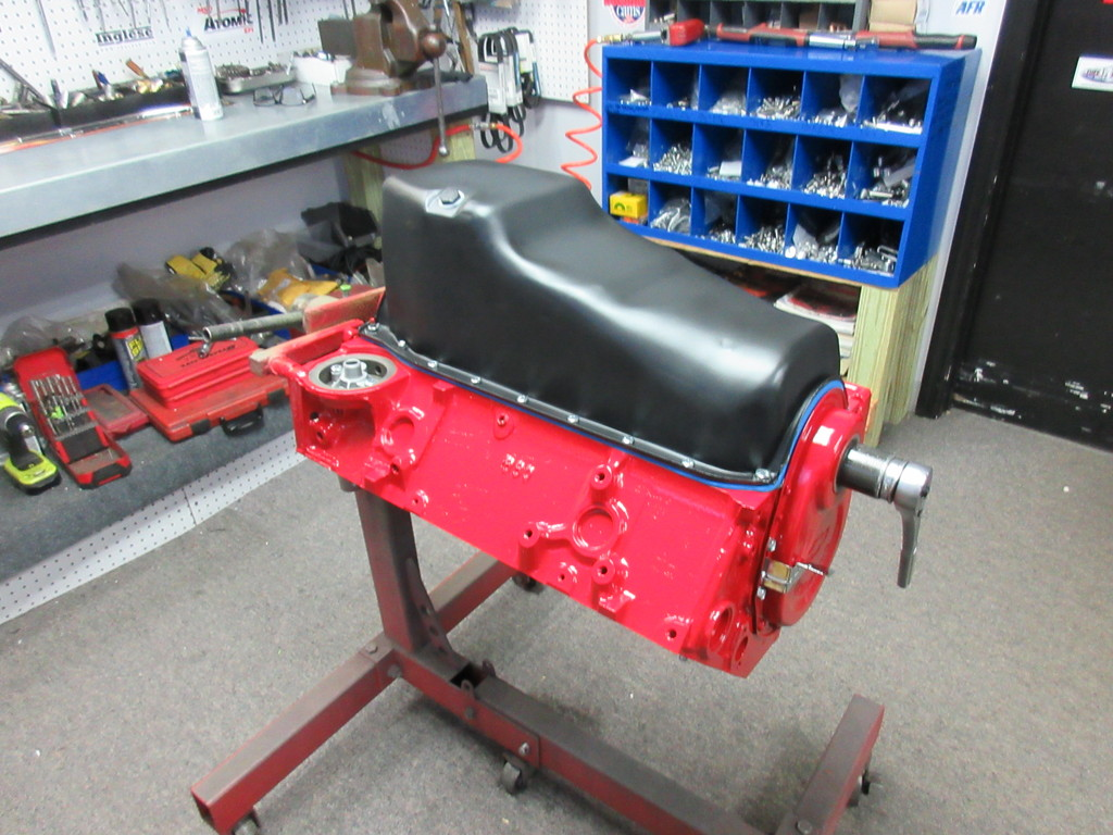 383 Chevy Stroker Crate Engine With 400 HP
