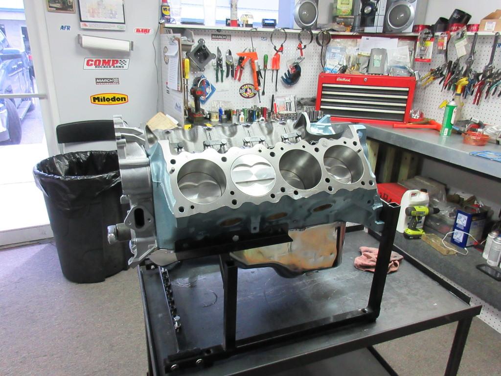 400 Pontiac Crate Engine 450 Hp With Aluminum Heads Intake Manifold Diagram Dyno Testing