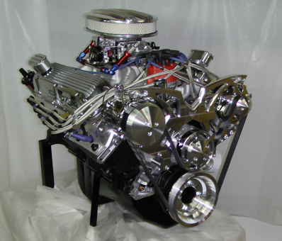 393w ford crate engine 420 hp with aluminum heads. Black Bedroom Furniture Sets. Home Design Ideas