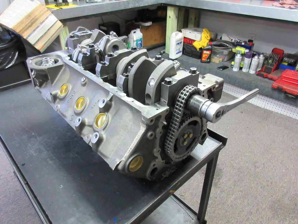 Small Block Chevy Turn Key Crate Engine With Hp