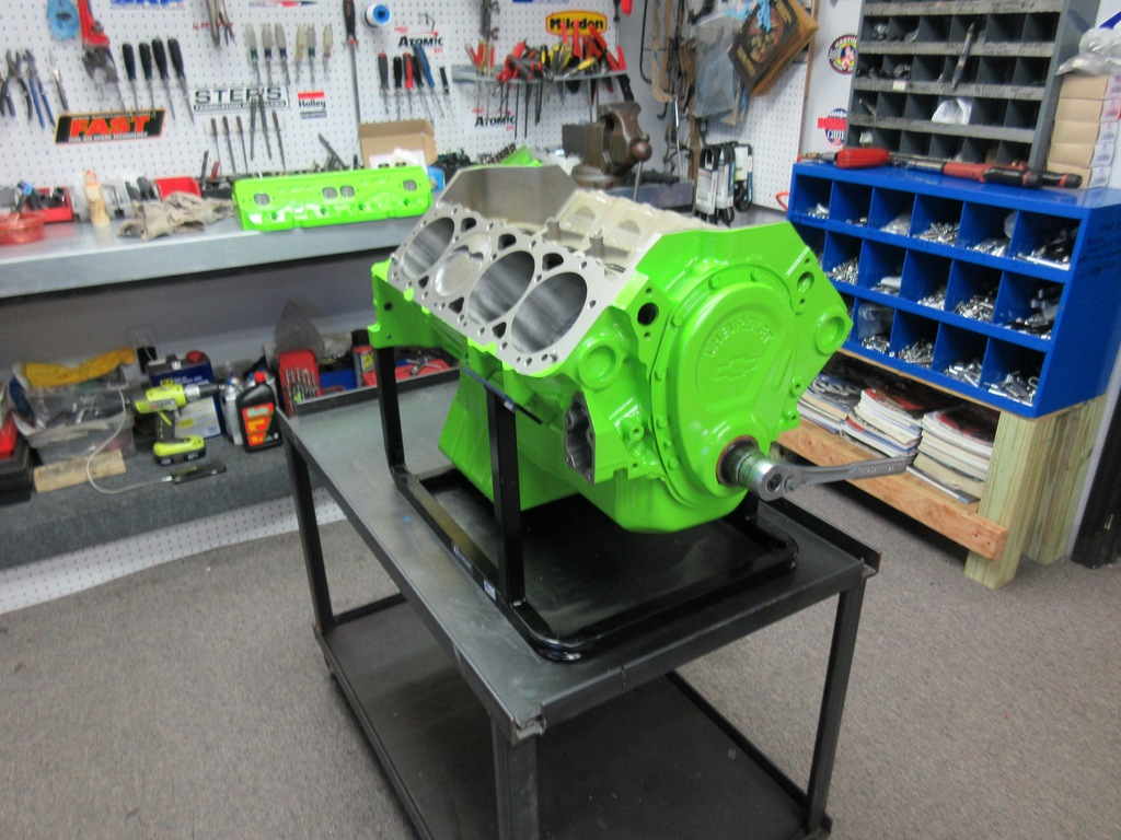 427 Small Block Chevy Turn-Key Crate Engine With 550 HP