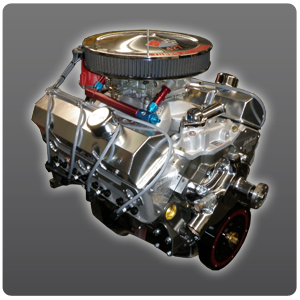 Sbc L on Ford 427 Stroker Crate Engine
