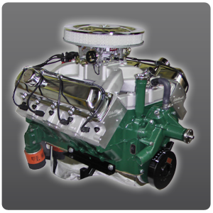 455 Oldsmobile Crate Engine 475 HP With Aluminum Heads