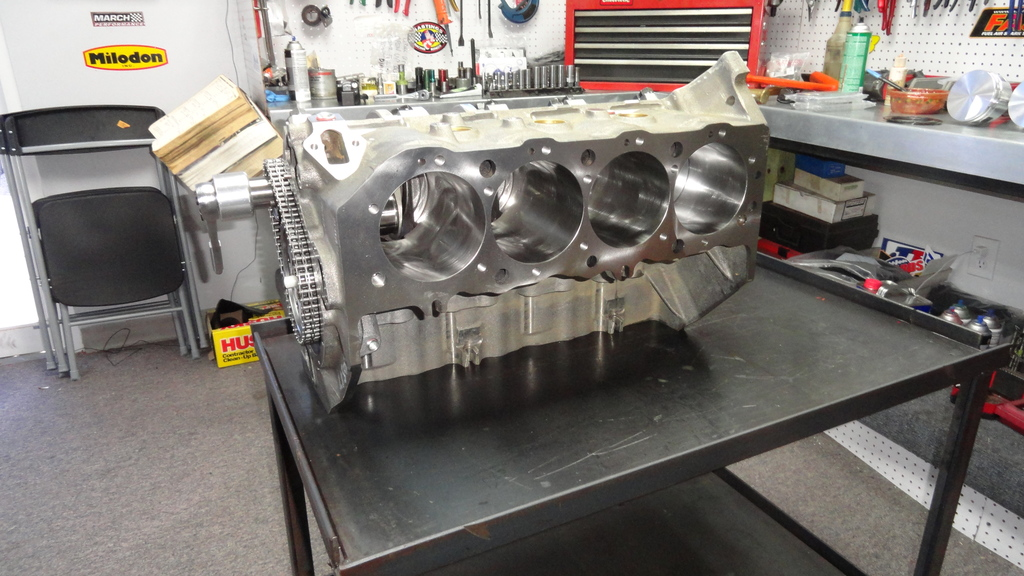 632 Chevy Big Block Turn Key Crate Engine With 800hp