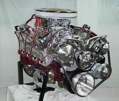 Chevy Engine on Turn Key Crate Engines Chevy