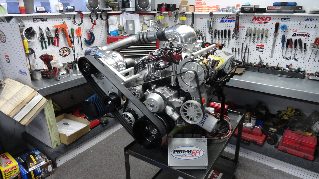 Ford Crate Engines
