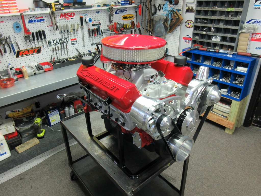 383 chevy stroker crate engine with 400 hp malvernweather Image collections
