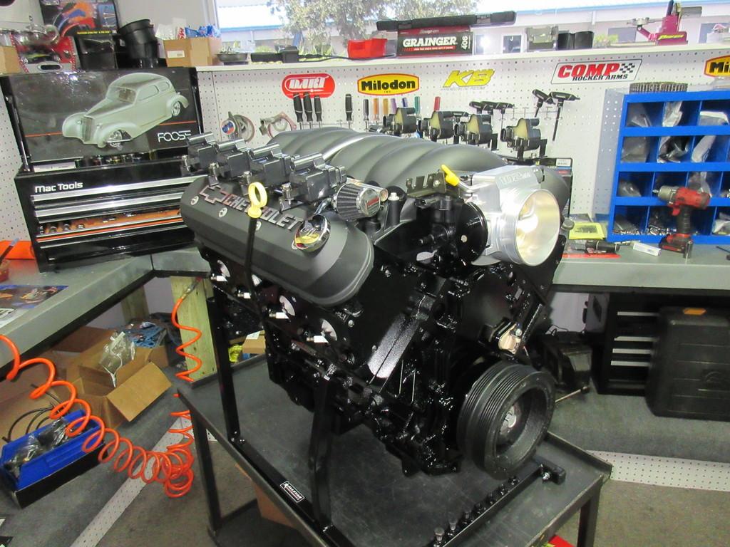 LS3 416 600HP EFI
