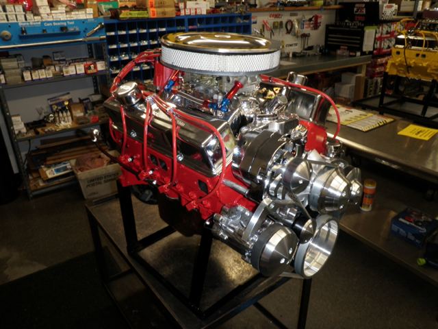 Chevy Turn Key Crate Engines
