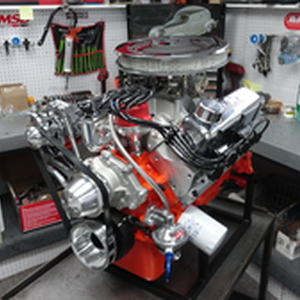 302 Ford Crate Engine 380 HP With Aluminum Heads