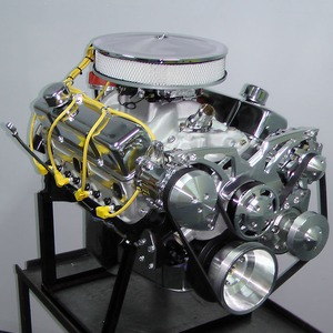 350 Chevy 320HP Turn-Key Crate Engine