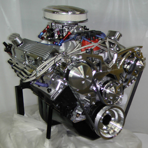 393w Ford Crate Engine 420 HP With Aluminum Heads