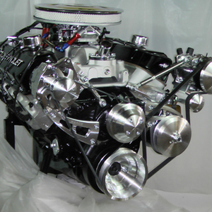 454 Chevy Turn-Key Crate Engine With 500 HP