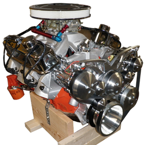461 Pontiac Crate Engine 475 HP With Aluminum Heads
