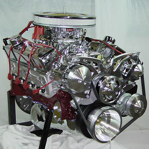 350 Chevy Turn-Key Crate Engine 420 HP