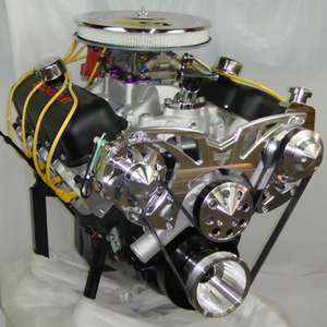 540 Chevy Big Block Turn-Key Crate Engine With 650 HP