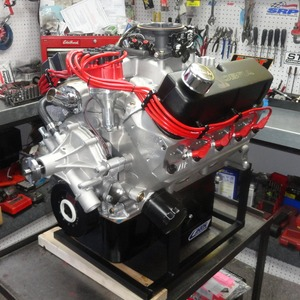 Ford 427W 600HP Fuel Injected Airboat Engine