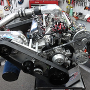 Fuel Injected ProCharger 427W 750HP Crate Engine