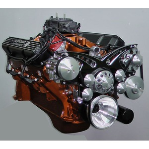 500 C.I. Chrysler Stroker Crate Engine With 525 HP