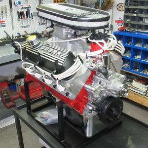331 Ford Stroker Crate Engine With 400 HP