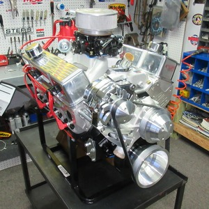 383 CI SBC 525HP Airboat Engine