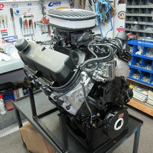 Ford 347 425HP EFI with TKO-600 Transmission Package
