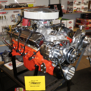 350 Chevy Turn-Key Crate Engine With 300hp