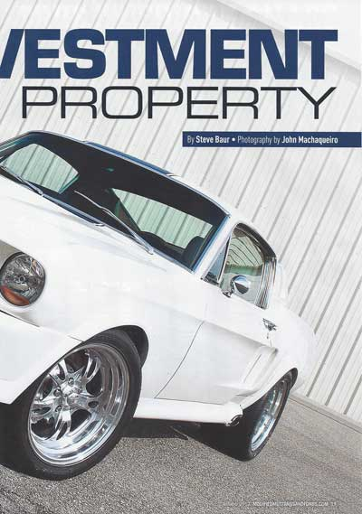 Modified Mustangs and Fords Investment Property 2
