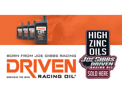 Joe Gibbs Racing Oil