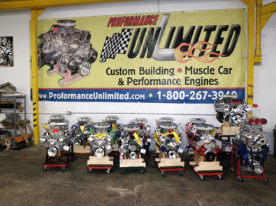 Custom Crate Engine Shop