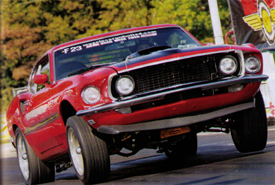 Hot Rod Magazine Photo, January 2007