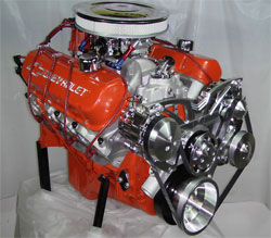 Chevy Big Block Engine