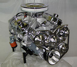 Pontiac Crate Engine