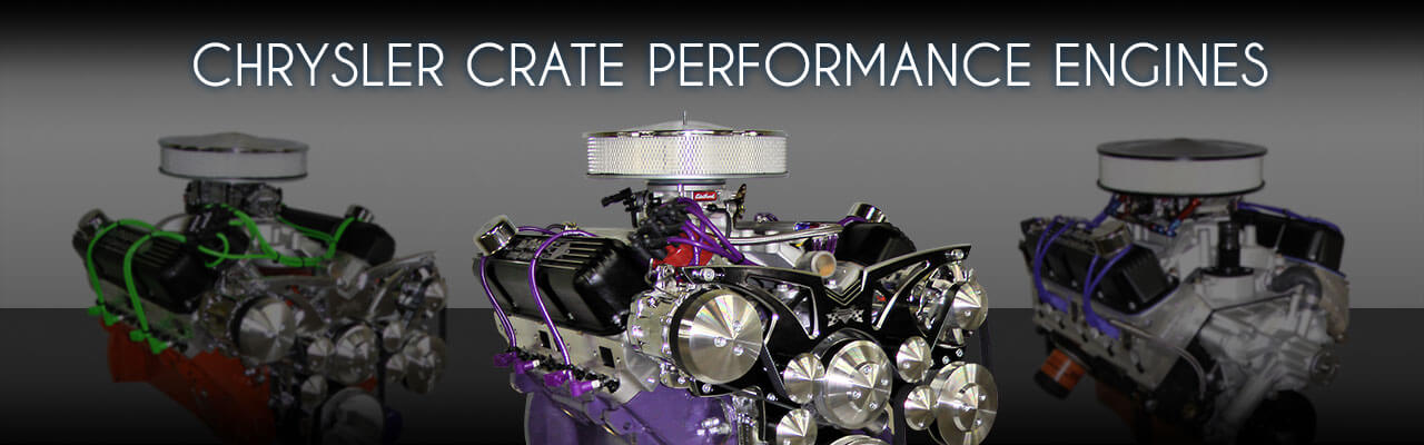 Chrysler Crate Engines