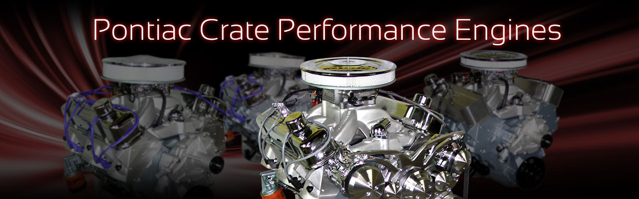 Pontiac Crate Engines