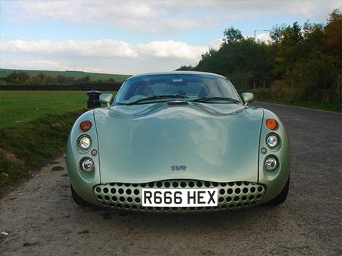 TVR Front